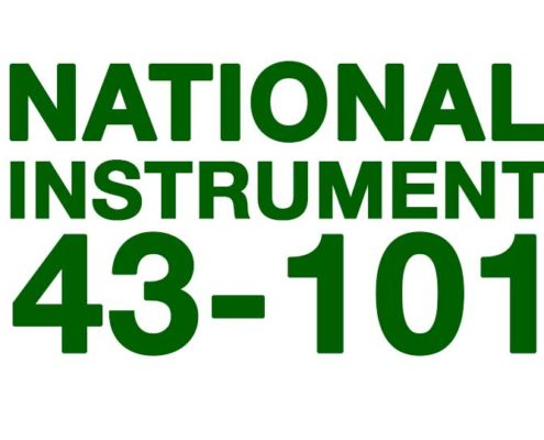 NI 43-101